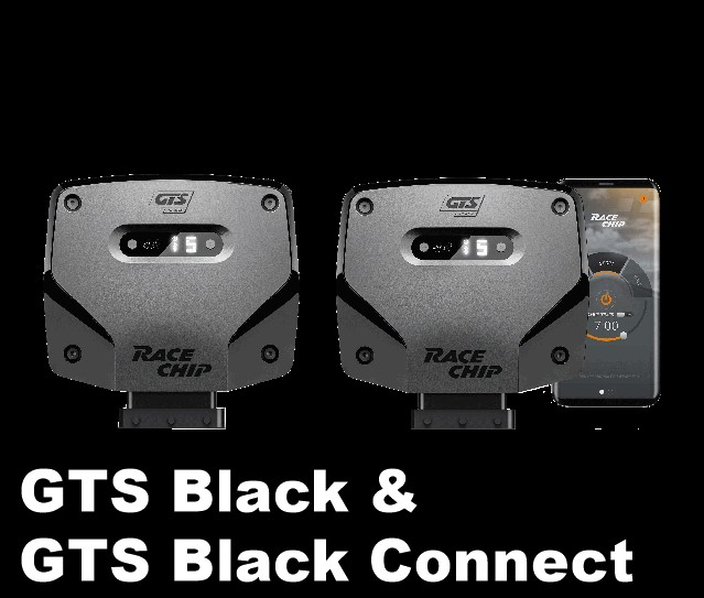 RaceChip GTS Black & GTS Black Connect